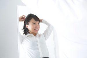 【就活女子向け!】面接官ウケが良い髪型のポイントや好印象な前髪